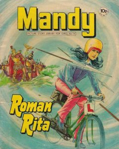 Mandy Picture Story Library #14 (1979)