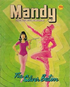 Mandy Picture Story Library #16 (1979)
