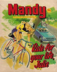 Mandy Picture Story Library #17 (1979)