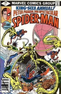 The Spectacular Spider-Man Annual #1 (1979)