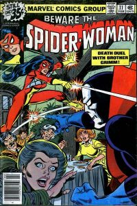 Spider-Woman #11 (1979)