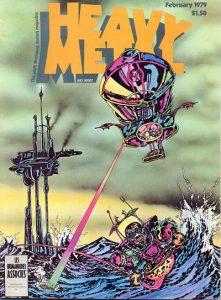 Heavy Metal Magazine #23 (1979)