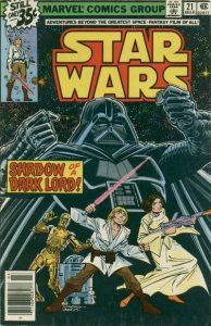 Star Wars #21 (1979)
