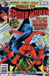 Spider-Woman #12 (1979)