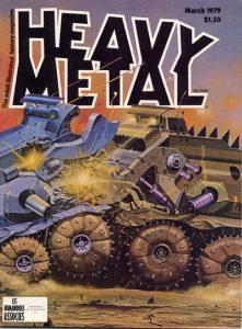 Heavy Metal Magazine #24 (1979)