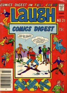 Laugh Comics Digest #21 (1979)