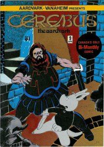 Cerebus #9 (1979)