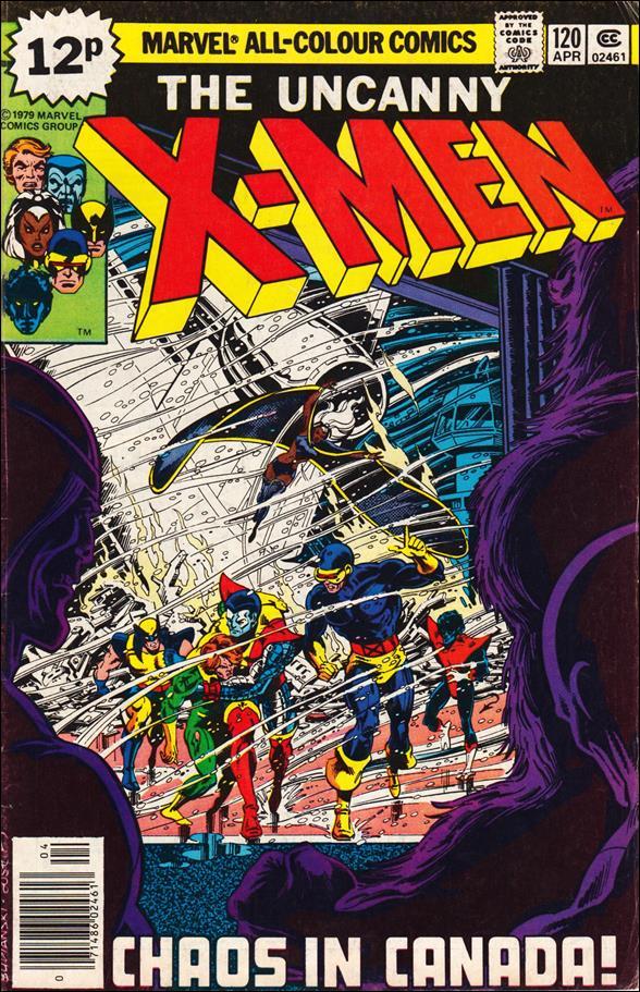 The Uncanny X-Men #120 (1979)