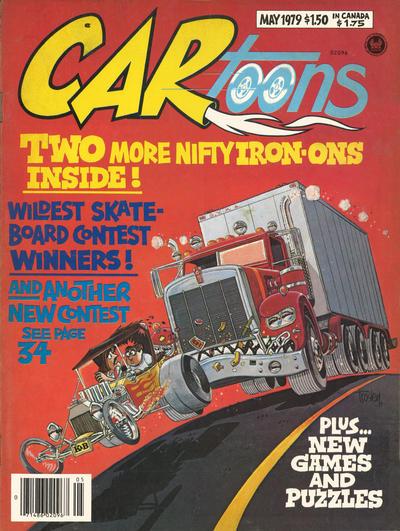 CARtoons #[108] (1979)