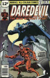Daredevil #158 (1979)