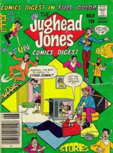 The Jughead Jones Comics Digest #9 (1979)