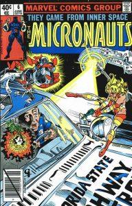 Micronauts #6 (1979)
