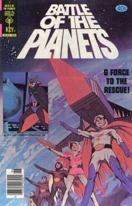 Battle of the Planets #1 (1979)