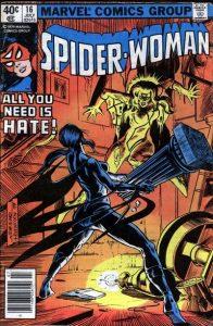 Spider-Woman #16 (1979)