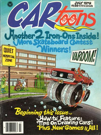 CARtoons #[109] (1979)