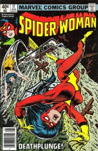 Spider-Woman #17 (1979)