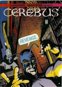 Cerebus #11 (1979)