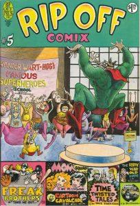 Rip Off Comix #5 (1979)