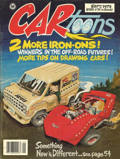 CARtoons #[110] (1979)
