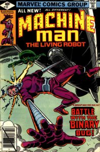 Machine Man #11 (1979)