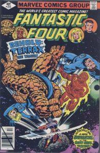 Fantastic Four #211 (1979)
