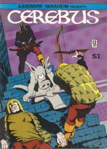 Cerebus #12 (1979)