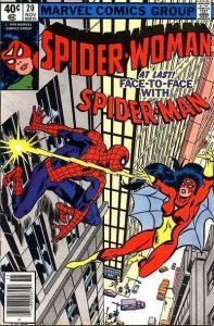 Spider-Woman #20 (1979)