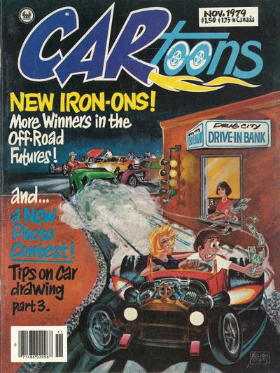 CARtoons #[111] (1979)