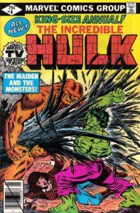 The Incredible Hulk Annual #8 (1979)