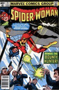 Spider-Woman #21 (1979)