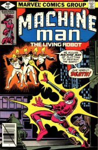 Machine Man #12 (1979)