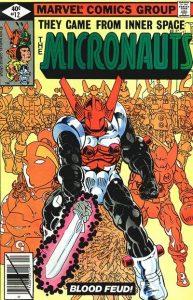 Micronauts #12 (1979)