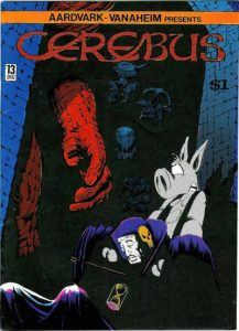Cerebus #13 (1979)