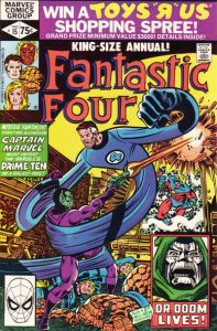 Fantastic Four Annual #15 (1980)