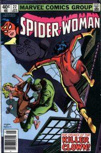 Spider-Woman #22 (1980)