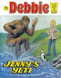 Debbie Picture Story Library #22 (1980)