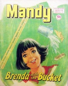 Mandy Picture Story Library #23 (1980)