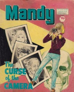 Mandy Picture Story Library #22 (1980)