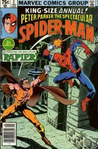 The Spectacular Spider-Man Annual #2 (1980)