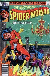 Spider-Woman #23 (1980)