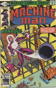 Machine Man #13 (1980)
