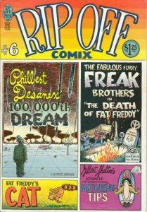 Rip Off Comix #6 (1980)
