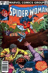 Spider-Woman #24 (1980)