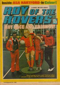 Roy of the Rovers #1 March 1980 [177] (1980)