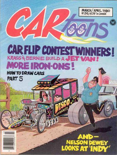 CARtoons #[113] (1980)