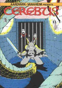 Cerebus #15 (1980)