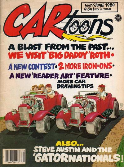 CARtoons #[114] (1980)