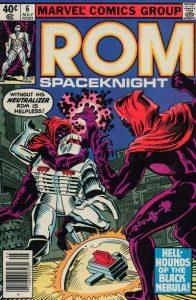 ROM #6 (1980)
