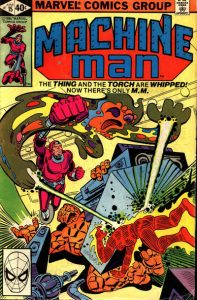 Machine Man #15 (1980)