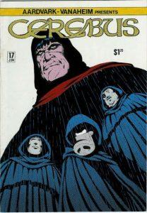 Cerebus #17 (1980)